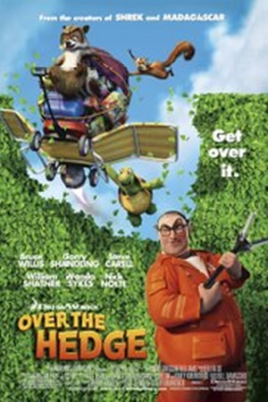over-the-hedge