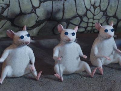 S 3 mice
