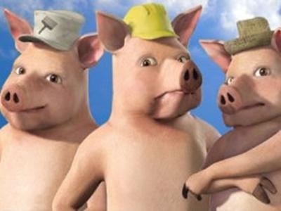s 3 pigs